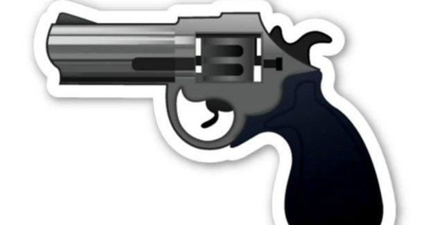 Cep telefonundan silah emojisi atan gence hapis cezası