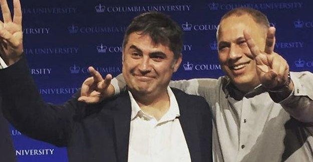 Columbia Ödülü barış isteyen akademisyenlere adandı
