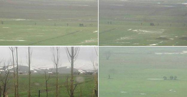 Dara'da infaz iddiası: 12 kişi kurşuna dizildi