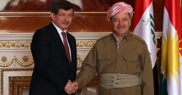 Davutoğlu: PKK Erbil'i tehdit ederse kendimize yapılmış sayarız