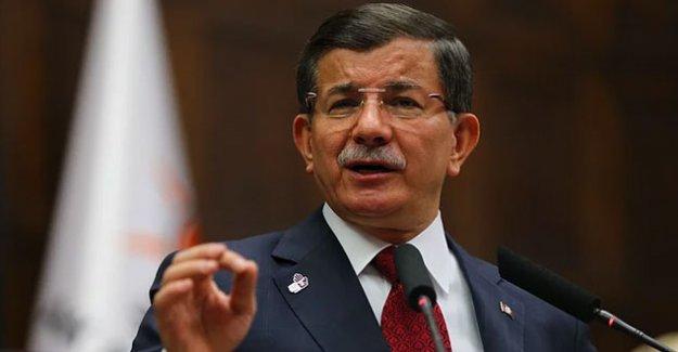 Davutoğlu, TSK'nın 'darbe' açıklamasıyla ilgili konuştu