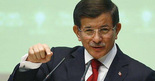 Davutoğlu'ndan laiklik açıklaması