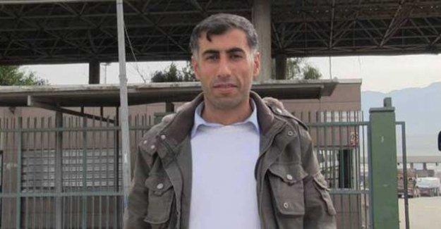DBP Şırnak Eşbaşkanı Yahya İdin gözaltına alındı
