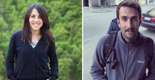 DİHA muhabirleri Nusaybin'de gözaltına alındı