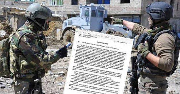 DİHA: Uzman Çavuş canlı bomba olmaktan aranıyor