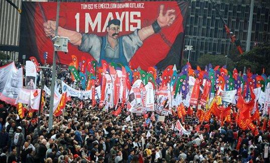 Hükümet Sözcüsü Kurtulmuş'tan 1 Mayıs açıklaması