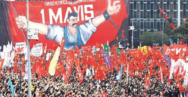 DİSK, Taksim yasağı kararına karşı dava açtı