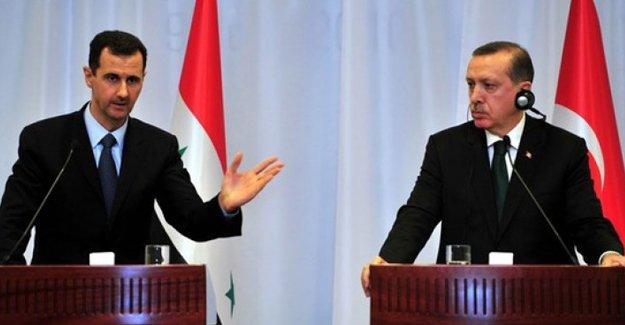 El Vatan: Türkiye ve Suriye, Cezayir'de gizli görüştü