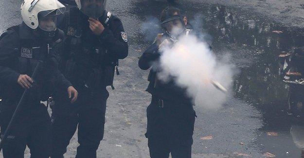Emsal karar: 1 Mayıs'ta kör eden polis şiddetine tazminat