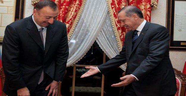 'Erdoğan Aliyev'in basın sözcüsü mü?'