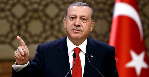 """Erdoğan'dan ABD'ye tepki: """"İkircikli tavra şahit oluyoruz"""""""