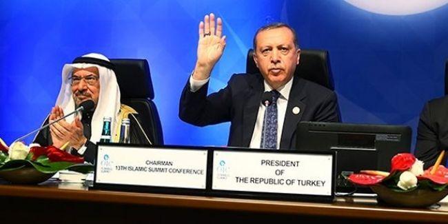 Erdoğan: Bizim tek dinimiz var, İslam