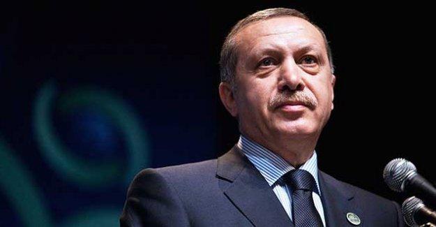 Erdoğan'dan 24 Nisan mesajı