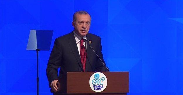 Erdoğan islam ülkelerini 'bağış' yapmaya zorladı