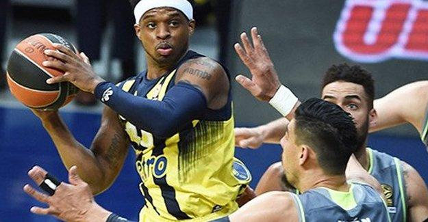 Fenerbahçe, Euroleague'de son dörde kaldı
