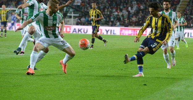Fenerbahçe şampiyonluk yarışında bir yara daha aldı