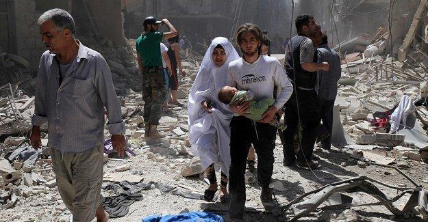 'Halep için kritik gün ve saatler'