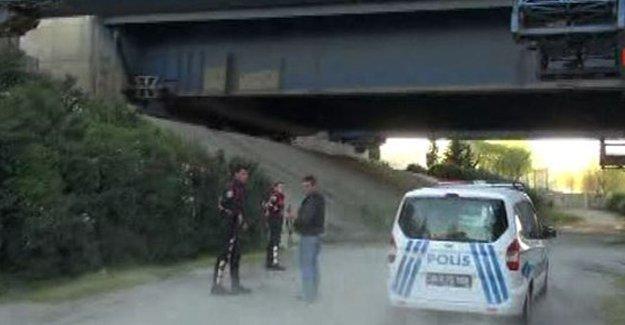 Haliç Köprüsü civarında silah sesleri