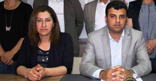 HDP Mardin İl Eş Başkanı Aysel Erol tutuklandı