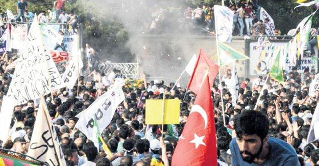 'HDP mitingine bombalı saldırı'da iddianame kabul edildi