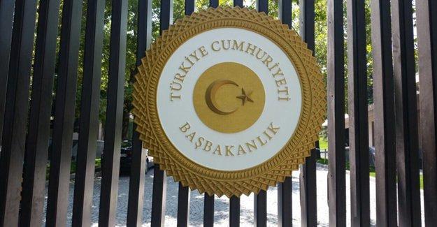 Başbakanlık'ta 16 tutuklama