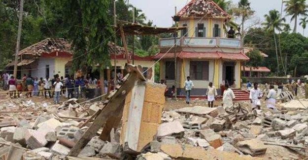 Hindistan'da festivalde faica: 100'ün üzerinde insan yaşamını yitirdi
