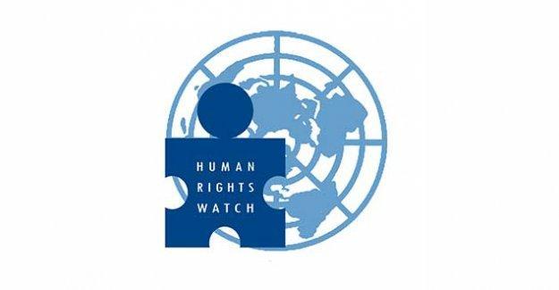 HRW'den Türkiye'ye çağrı: Mültecilere ateş açmayı durdur, sınırı aç