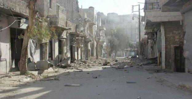 Şeyh Maksut'a yönelik saldırılarda 9 sivil yaralandı