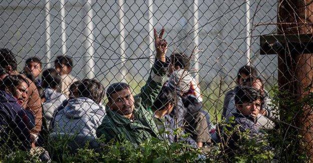 İnsan Hakları İzleme Örgütü: Mülteci kampları cezaevine dönüştü