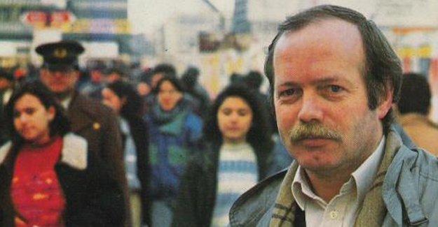 İnsan hakları savunucusu Helmut Oberdiek hayatını kaybetti