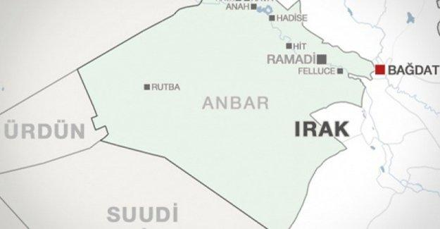 Irak ordusu stratejik önemdeki Hit kasabasını IŞİD'den geri aldı