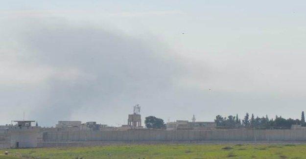 IŞİD Antep'i havan topuyla vurdu