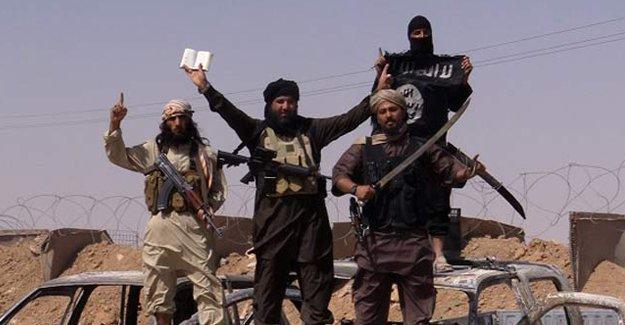 IŞİD askerlere rüşvet dağıtmış