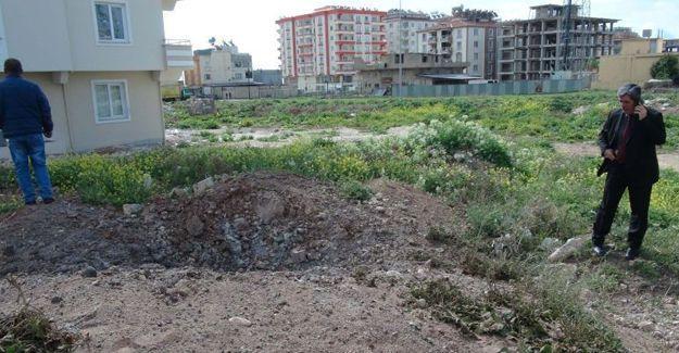 IŞİD bölgesinden Kilis'e bir kez daha roketar atıldı