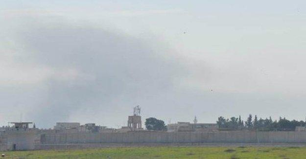 IŞİD'in vurduğu Karkamış özel güvenlik bölgesi ilan edildi