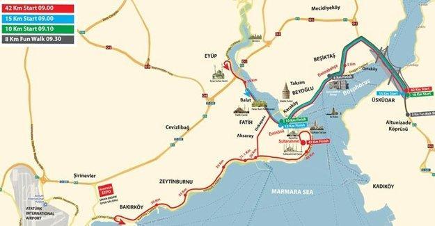 İstanbul trafiği yarın kilitlenecek