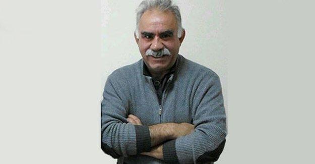 İtalya'nın Palagonia Belediyesi'nden Öcalan'a onursal vatandaşlık