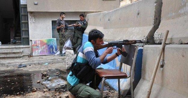 Kamişlo'da ateşkes ilan edildi