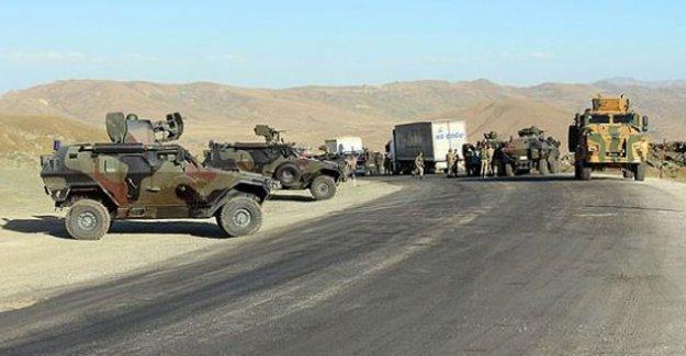 Kars'ta çatışma: 2 asker yaralandı