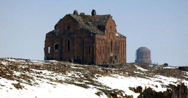 Kars'ta bir zamanların ihtişamlı kenti: Ani