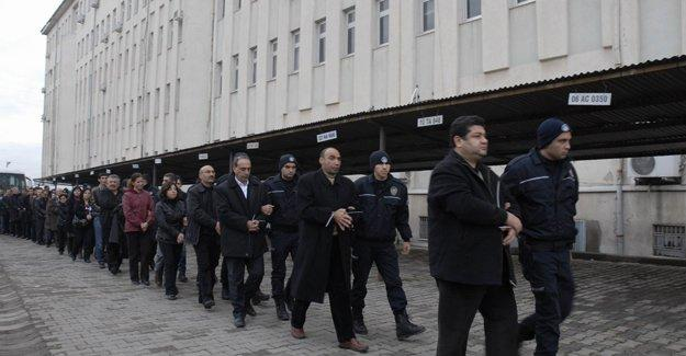 KCK Ana Davası 23 Mayıs'a ertelendi