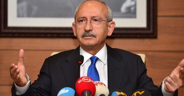 Kılıçdaroğlu:  Her CHP'li hapse girmeye hazır olmalıdır