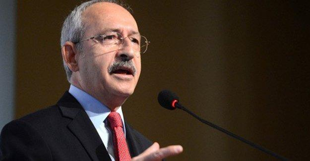 Kılıçdaroğlu: Cumhurbaşkanı AKP'nin Genel Başkanı pozisyonunda