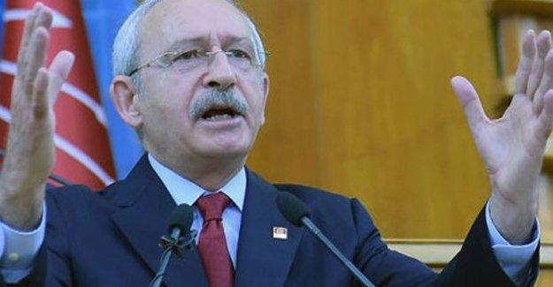 Kılıçdaroğlu: Hırsızların ustasısın, aile boyu hırsızlık yaptılar