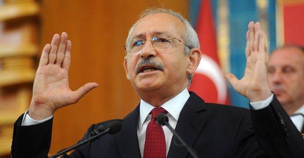 Kılıçdaroğlu: Siz çocukların hakkını savunacaksınız Ensar'ın değil