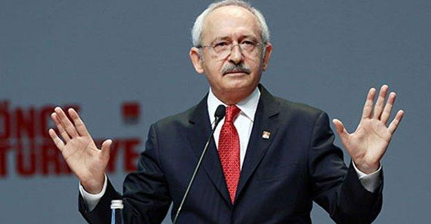 Kılıçdaroğlu'ndan Meclis Başkanı'na tepki
