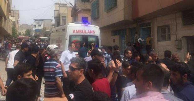 IŞİD Kilis'e yine roket attı: 1 kişi hayatını kaybetti
