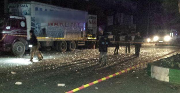 Kızıltepe'de bomba yüklü araçla saldırı