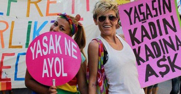 LGBTİ ve Eğitim Sen'e 'Azgın topluluk' hakareti