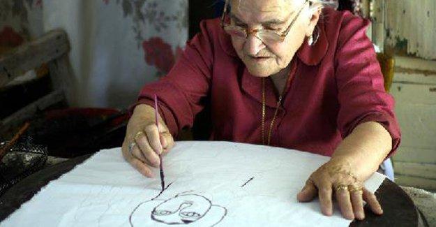 Mardinli Süryani sanatçı 92 yaşında hayatını kaybetti